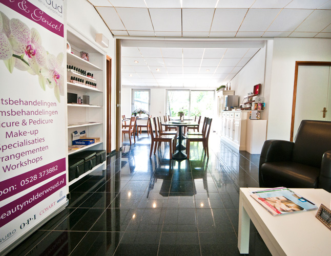 Kantine Beauty salon Het Nolderwoud